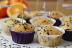 Faehnchen fuer Schoko-Orangen-Muffins
