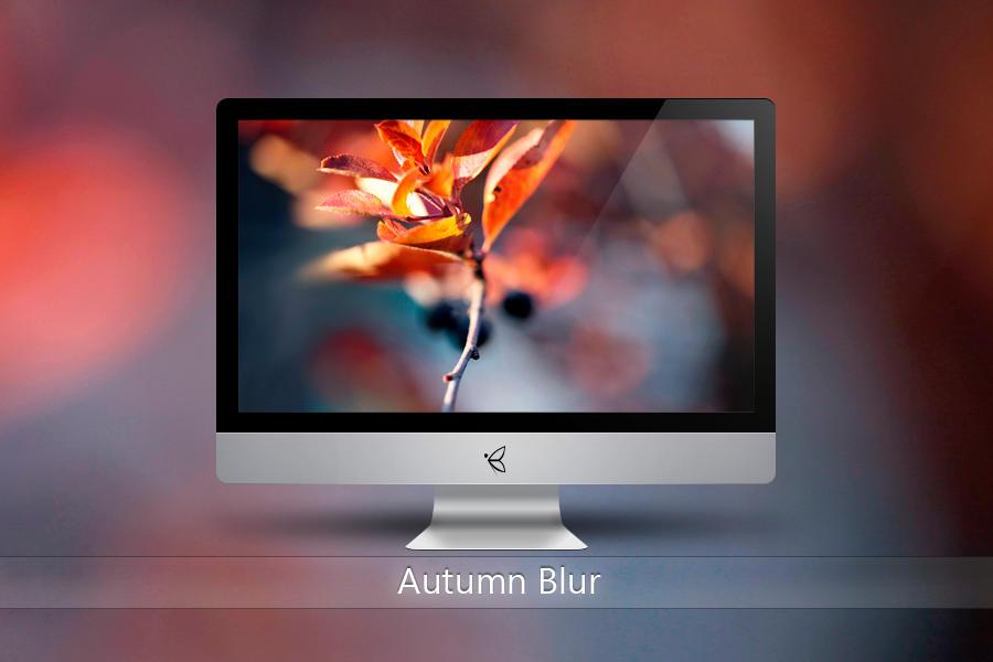 Autumn Blur by Zim2687