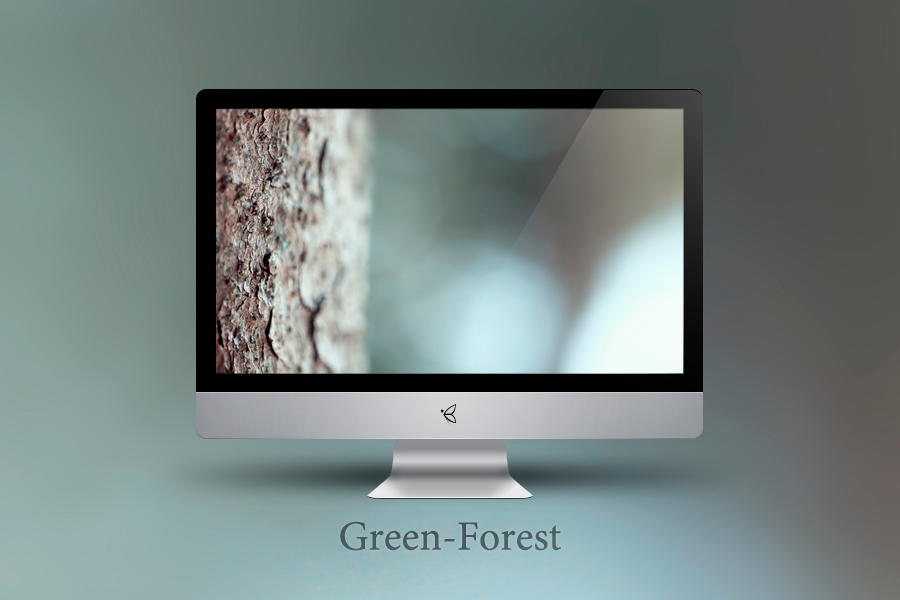 Green-Forest by Zim2687