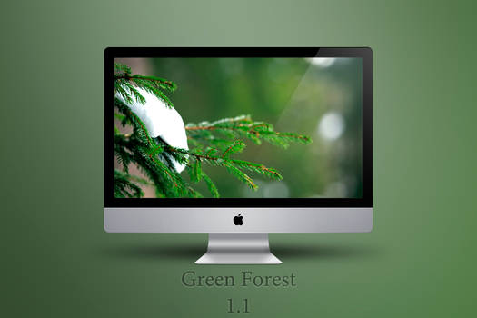 Green Forest 1.1 by Zim2687