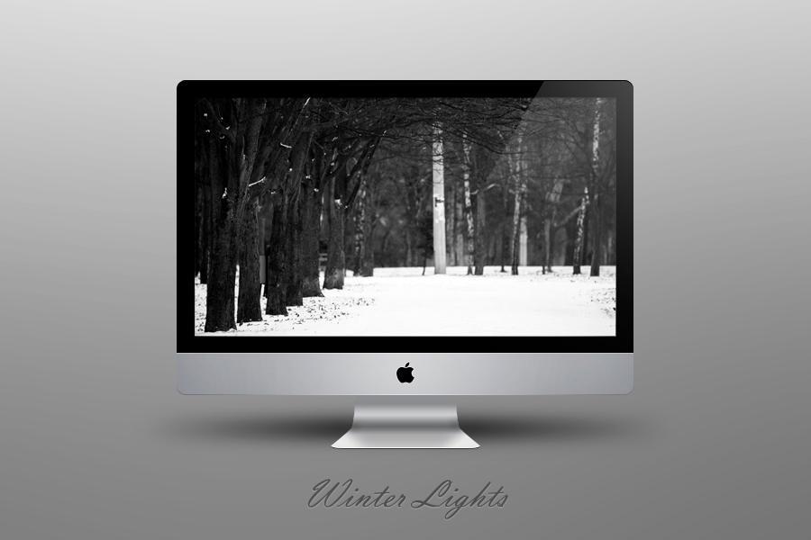 Winter lights by Zim2687