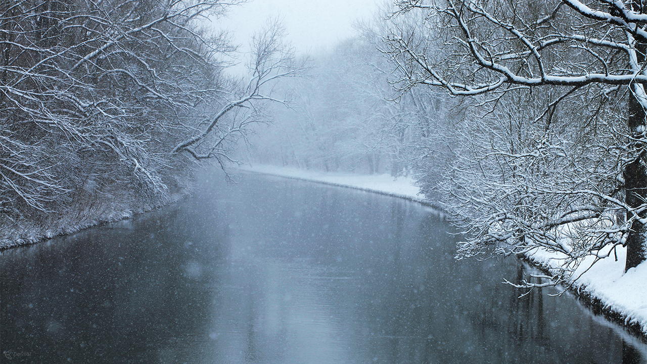 Cold River by Zim2687