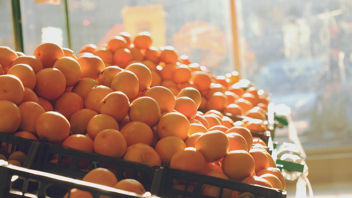 Orange by Zim2687