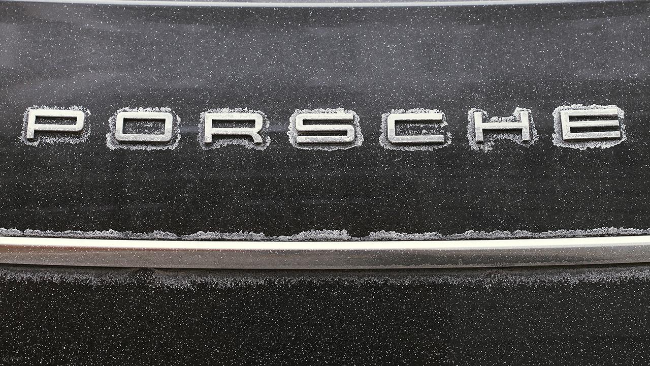 Porsche by Zim2687