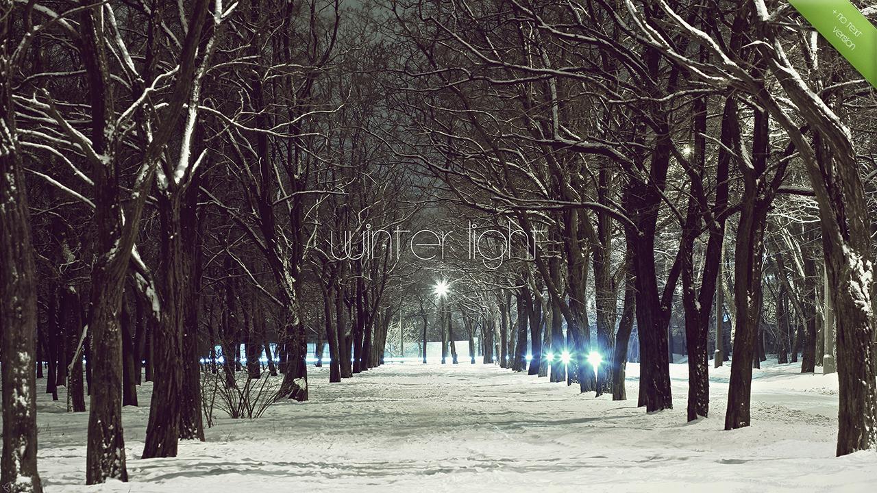Winter Light by Zim2687