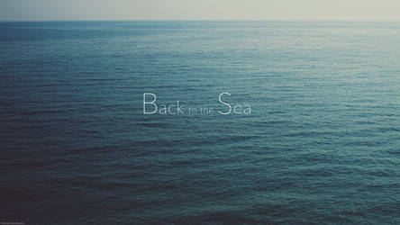 Back to the Sea 2 by Zim2687 by Zim2687