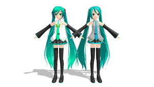 MMD animasa miku model EDITs + Downloads by Sucaloid321
