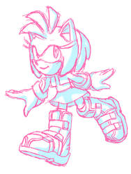 Amy in Running Gear! by MellyMaltesers