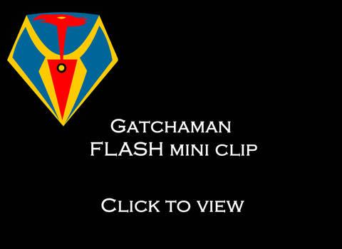 Gatchaman Flash trailer