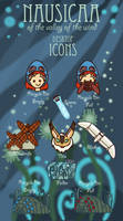 Nausicaa Icons