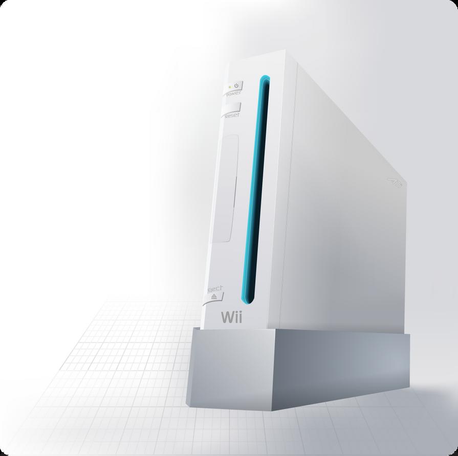 Timmah's First Wii by Linkz57
