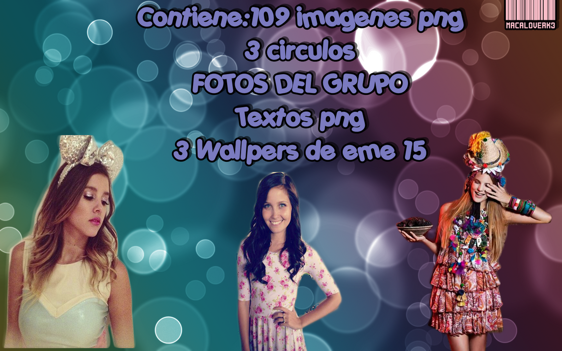 Mega Pack de Eme 15 by Macaloverk3