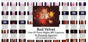 red velvet  one of these night pack