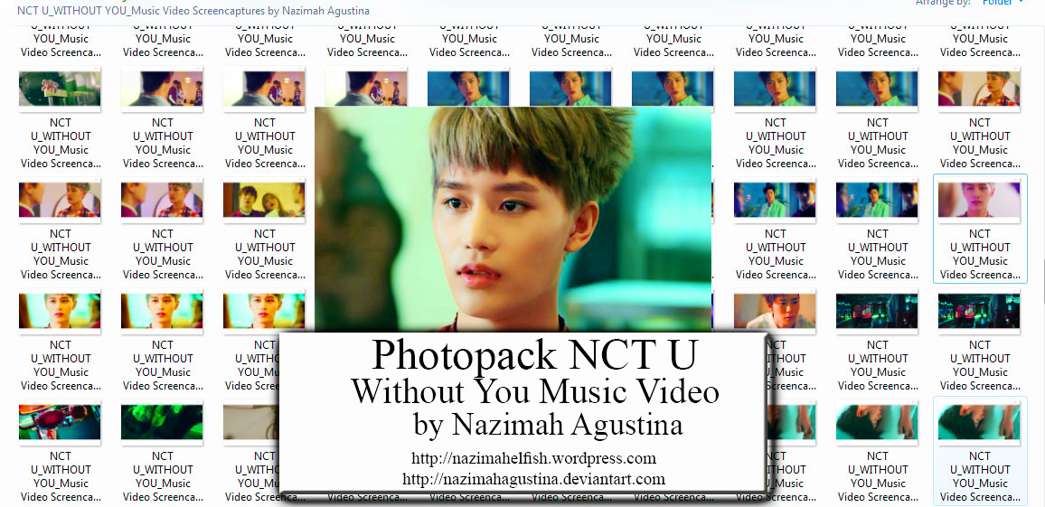 NCT U WITHOUT YOU Music Video Screencapture by nazimahagustina on