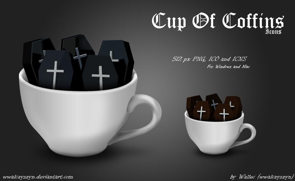Cup Of Coffins by wwalczyszyn