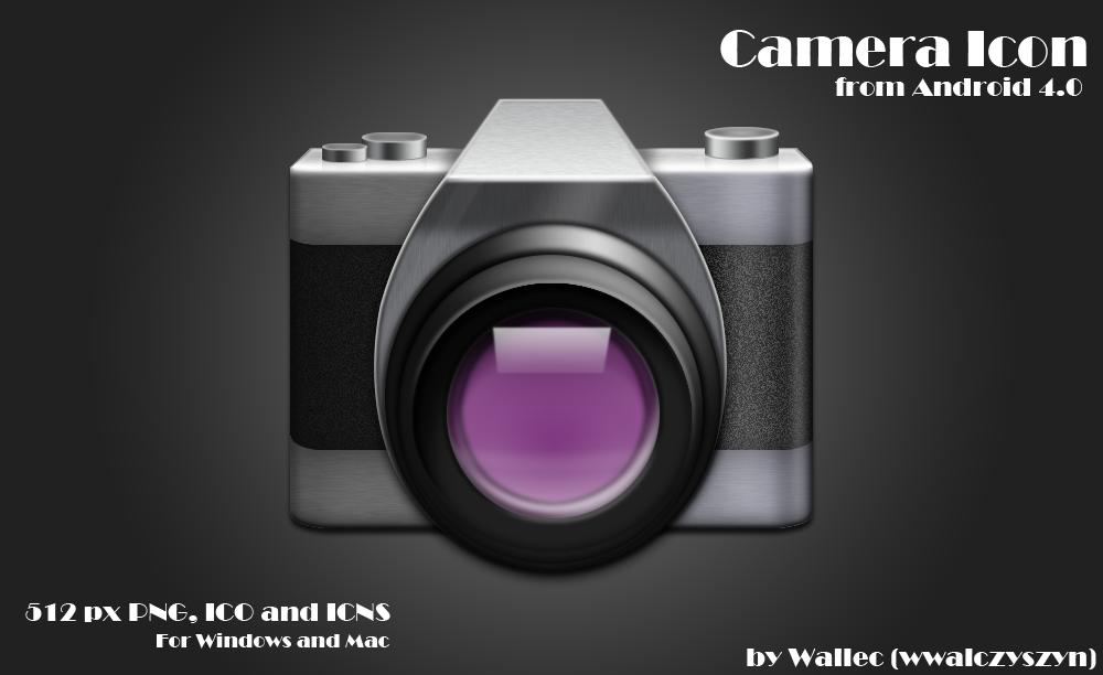 Camera Icon by wwalczyszyn