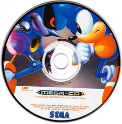 Sonic CD - Sonic Boom (Exostreak Remix)