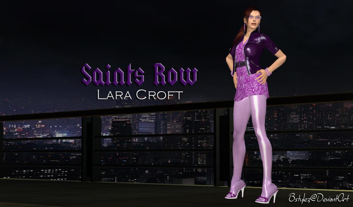 Sexy saints row 3
