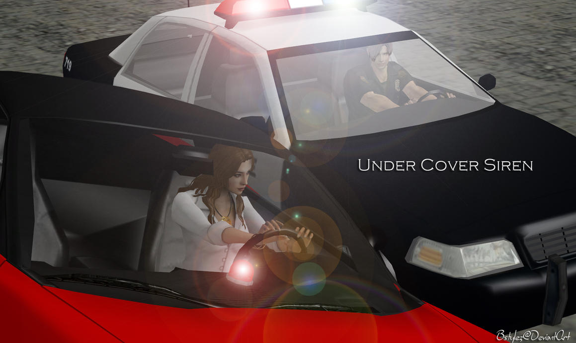 Portable Police Siren For Any Cars Updated By Bstylez On Deviantart