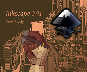 Inkscape About Screen