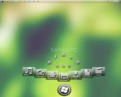 Start Menu 3G by Kaps1991