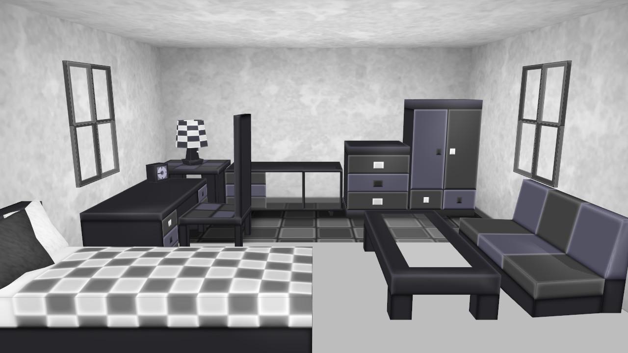 Bedroom Background Mmd