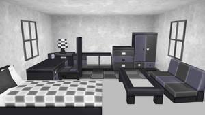 MMD Dark room Download