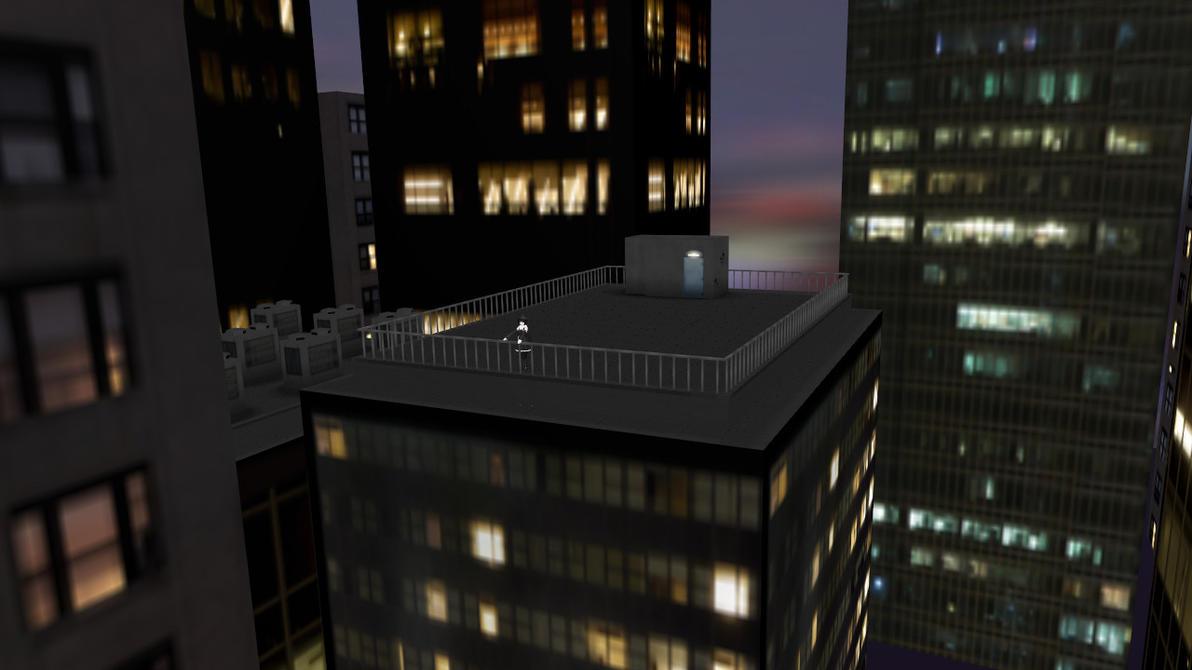 Mmd City Download By 9844 On Deviantart