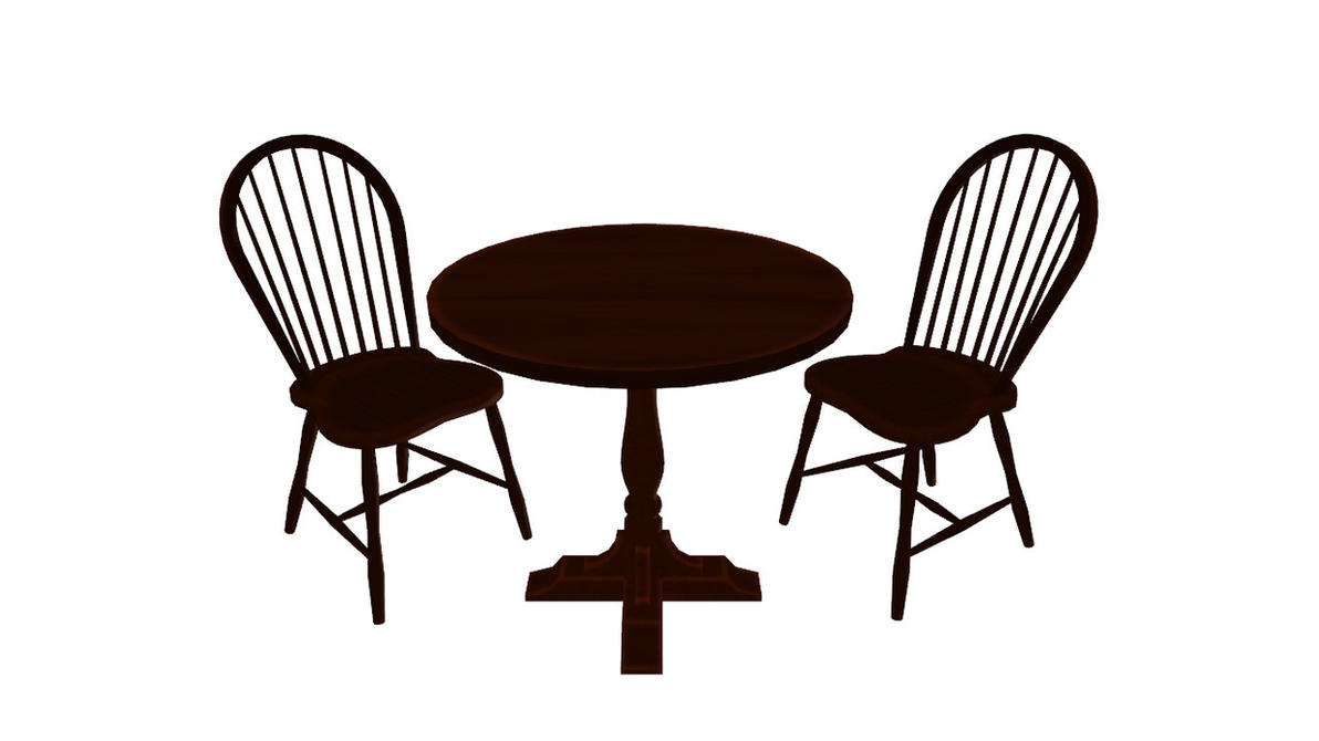 mmd table and chair download by 9844 on deviantart