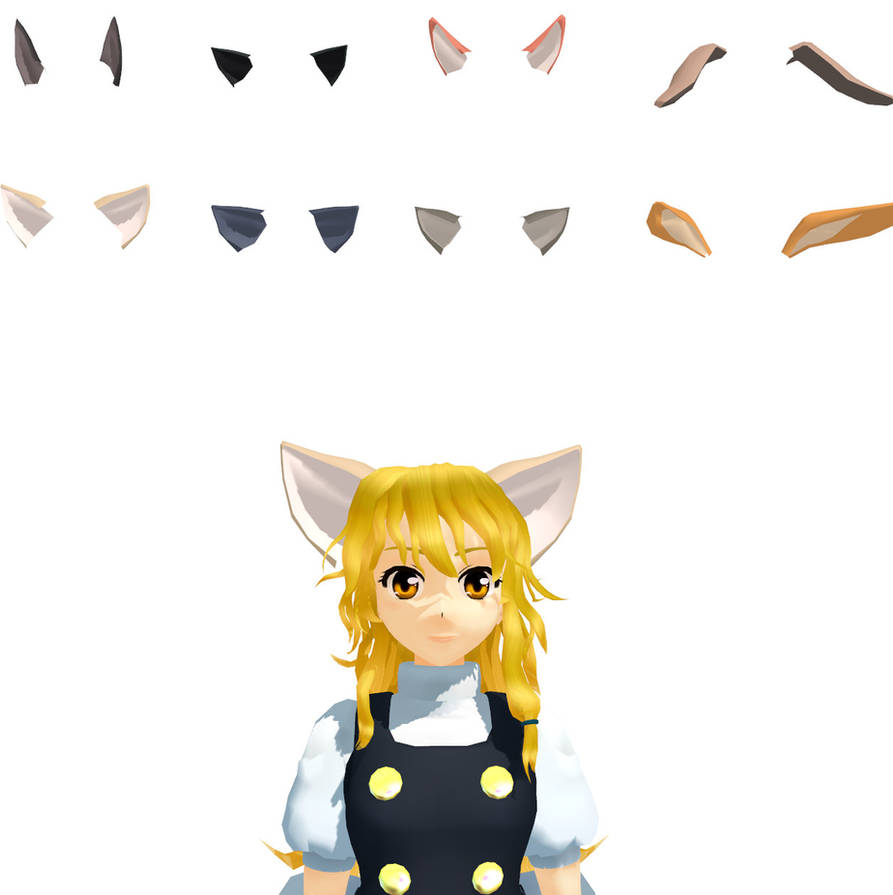 RELEASED - Animal Ear Anime Portraits and Fantasy Edits