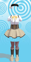 MMD Mami Tomoe outfit Download