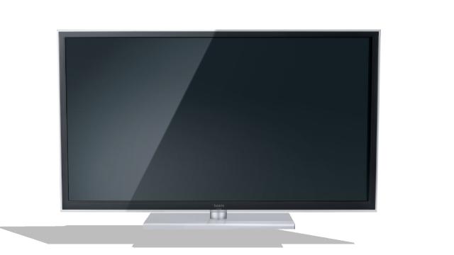 MMD Big TV Download by 9844