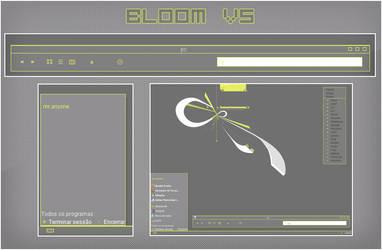 Bl00mVS and styler by fodaze