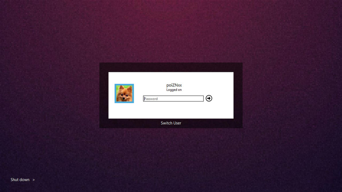 Windows 7 - Metro UI Original by poiZNxx