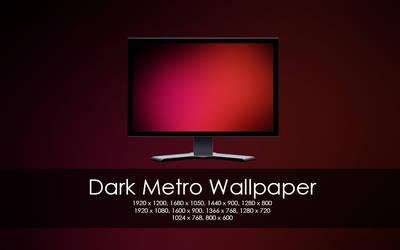 Dark Metro Wallpaper Pack by poiZNxx