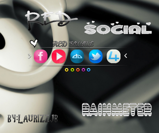 Red Social X Raimeter by Laurizz11