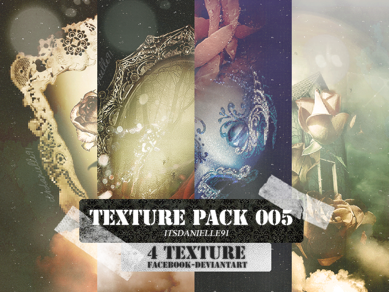 Texture Pack #005 by itsdanielle91
