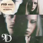 PSD #021 by itsdanielle91
