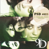 PSD #023 by itsdanielle91 by itsdanielle91