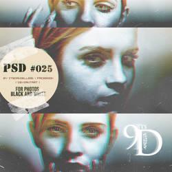 PSD #025 by itsdanielle91