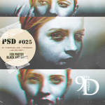 PSD #025 by itsdanielle91