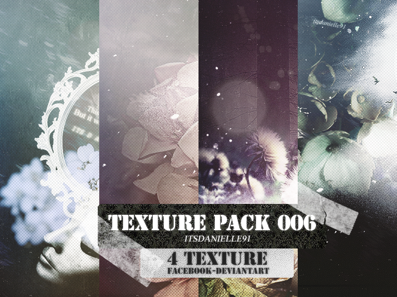 Texture Pack 006 by itsdanielle91