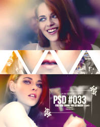 PSD #033 by itsdanielle91