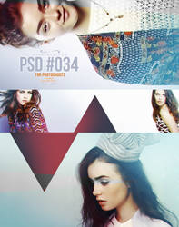 PSD #034 by itsdanielle91