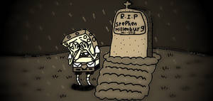 Passing of Stephen Hillenburg: Spongebob's creater