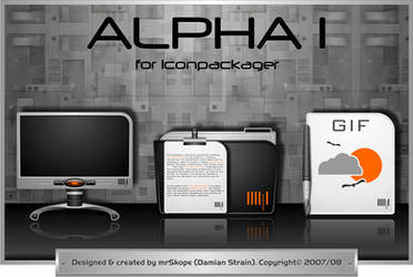 Alpha 1 by mrSkope