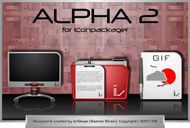 Alpha 2 by mrSkope