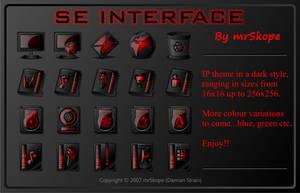 SE Interface by mrSkope