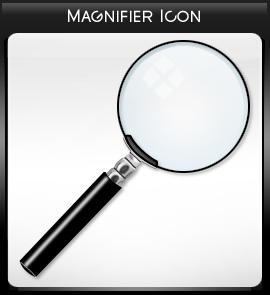 Magnifier by CreativeGeekDesigns