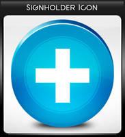 Signholder by CreativeGeekDesigns